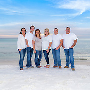 Greathouse Family Beach Photos