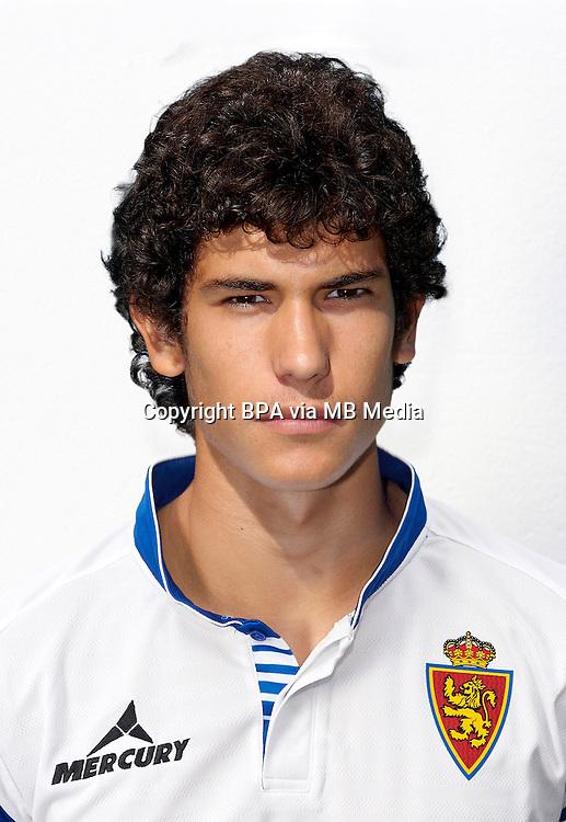 Spain - La Liga Adelante 2014-2015 / <br /> ( Real Zaragoza ) - <br /> Jesus Vallejo Lazaro