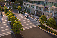 Architectural image of LMI Offices Exerior in Virginia by Jeffrey Sauers of Commercial Photographics, Architectural Photo Artistry in Washington DC, Virginia to Florida and PA to New England