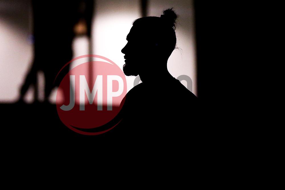 Jordan Nicholls of Bristol Flyers - Photo mandatory by-line: Robbie Stephenson/JMP - 11/01/2019 - BASKETBALL - Leicester Sports Arena - Leicester, England - Leicester Riders v Bristol Flyers - British Basketball League Championship