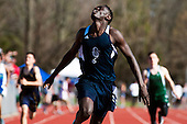 Burlington Invitational Track and Field Meet 05/02/15