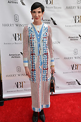 May 20, 2019 - New York, NY, USA - May 20, 2019  New York City..Amy Fine Collins attending arrivals to the American Ballet Theater  Spring Gala at the Metropolitan Opera House in Lincoln Center on May 20, 2019 in New York City. (Credit Image: © Kristin Callahan/Ace Pictures via ZUMA Press)