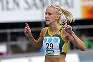26.8.20112, Hiihtostadion, Lahti..Yleisurheilun Kalevan Kisat 2012. .Naisten 5000 m..Sandra Eriksson - IF Nykarlebynejden
