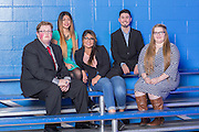 Photos of students and Board Members for Celebrate Magazine on January 29, 2016 at the Boys and Girls Club in Bentonville, Arkansas.<br /> <br /> Photography by Wesley Hitt