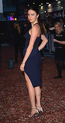 Emma Miller attends an exclusive charity preview screening of Downton Abbey on behalf of The Cinema and Television  Benevolent Fund  at The Empire, Leicester Square on Wednesday 17th September 2014