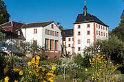 Schloss Kochberg und Liebhabertheater, Großkochberg, Thüringen, Deutschland   castle Kochberg and Liebhabertheater, Großkochberg, Thuringia, Germany