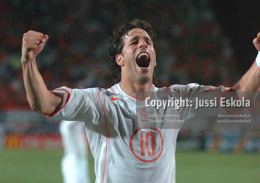 Ruud van Nistelrooy, Holland-Sweden 26.6.2004.&amp;#xA;Euro 2004.&amp;#xA;Photo: Jussi Eskola<br />