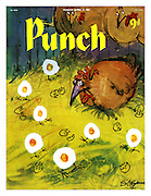 Punch cover 5 April 1961