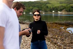 Katie Dawes, Rogan Thomson,  - Ryan Hiscott/JMP - 22/06/19 - STOCK - JMP Scotland Holiday - Scotland - JMP Scotland Holiday