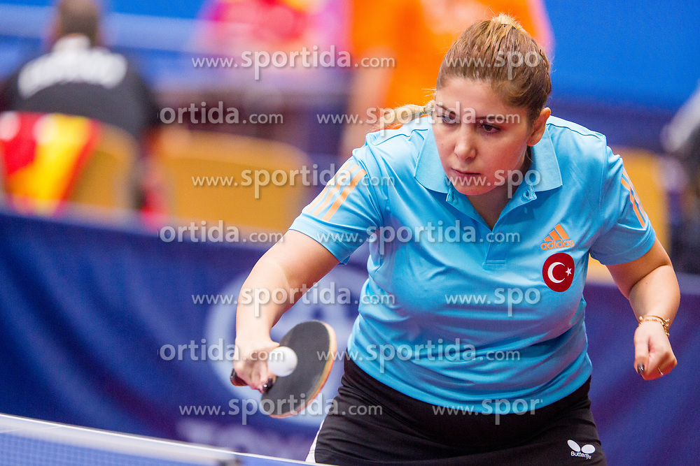 ERTIS Ümran during day 2 of 15th EPINT tournament - European Table Tennis Championships for the Disabled 2017, at Arena Tri Lilije, Lasko, Slovenia, on September 29, 2017. Photo by Ziga Zupan / Sportida