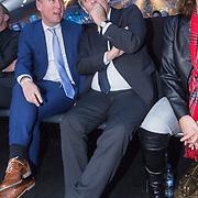 NLD/Amsterdam/20151204 - Freefightgala Glory26, Burgemeester Eberhard van der Laan
