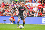 Adam Forshaw of Leeds United (4) during the EFL Sky Bet Championship match between Bristol City and Leeds United at Ashton Gate, Bristol, England on 4 August 2019.