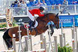 Sprunger Janika, SUI, Bacardi VDL<br /> World Equestrian Games - Tryon 2018<br /> © Hippo Foto - Dirk Caremans<br /> 19/09/18