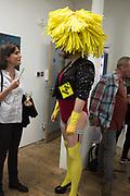 MAHIMA LUNA; ANTONIO GIGLIOTTA, Focus on Painting, Medium Oil, David Royle and Gianluca pisano,  Bermondsey Project Space, London. 30 May 2018.