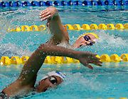 Belo Horizonte_MG, Brasil...Copa do Mundo de Natacao 2007. Na foto a nadadora Josephin Lillhage, da Suecia, vencedora da prova 400m Livre Feminino...Swimming World Cup 2007. In this photo the swimmer Josephin Lilhage, of Sweden, She is the champion in the 400m freestyle, in Belo Horizonte...Foto: LEO DRUMOND / NITRO
