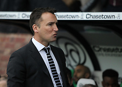 Derby County Head Coach Darren Wassall before the match - Mandatory byline: Jack Phillips/JMP - 13/02/2016 - FOOTBALL - The iPro Stadium - Derby, England - Derby County v Milton Keynes Dons - Sky Bet Championship