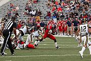 The annual high school jamboree held at ULM's Malone Stadium, Monroe, LA.  The WM Rebels won 23-6.