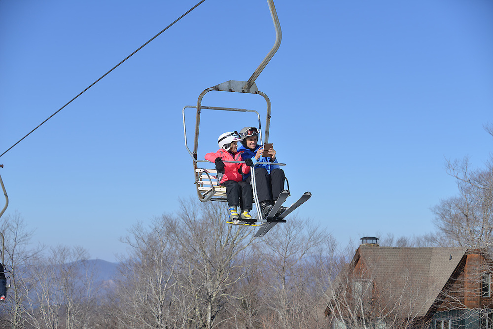 Located high in the mountains of Western North Carolina, in the Town of Beech Mountain, is the highest ski resort in Eastern North America, at 5506 ft.  Beech Mountain resort offers a complete winter experience including skiing, snowboarding, ice skating, plenty of restaurants and shops within its' Alpine Village, and a brand new heated ski bar and outside deck at the top of the Mountain.