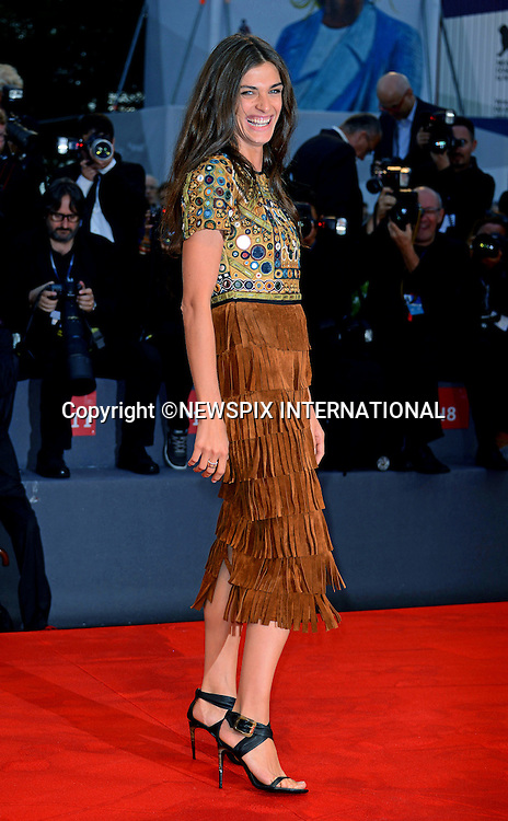 05.09.2015; Venezia, Italy: LEA SEDNAOUI<br /> atttends the &quot;The Danish Girl&quot; premiere at the 72nd Venice International Film Festival.<br /> Mandatory Credit Photo: &copy;NEWSPIX INTERNATIONAL<br /> <br /> **ALL FEES PAYABLE TO: &quot;NEWSPIX INTERNATIONAL&quot;**<br /> <br /> PHOTO CREDIT MANDATORY!!: NEWSPIX INTERNATIONAL(Failure to credit will incur a surcharge of 100% of reproduction fees)<br /> <br /> IMMEDIATE CONFIRMATION OF USAGE REQUIRED:<br /> Newspix International, 31 Chinnery Hill, Bishop's Stortford, ENGLAND CM23 3PS<br /> Tel:+441279 324672  ; Fax: +441279656877<br /> Mobile:  0777568 1153<br /> e-mail: info@newspixinternational.co.uk