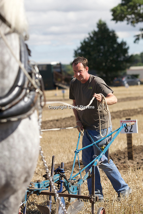 National Horse Ploughing Competition and Demonstrations 2016<br />