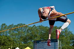 BROOM-EDWARDS Jonathan, GBR, High Jump, T46, 2013 IPC Athletics World Championships, Lyon, France