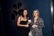 MARGARET KOH; MONIA RICORDI; Annual Lighthouse Gala Auction in aid of the Terrence Higgins Trust.  Christie's, King St. London. 21 March 2011. .-DO NOT ARCHIVE-© Copyright Photograph by Dafydd Jones. 248 Clapham Rd. London SW9 0PZ. Tel 0207 820 0771. www.dafjones.com.