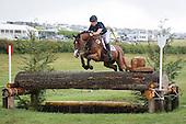 Barbury International Horse Trial 2015