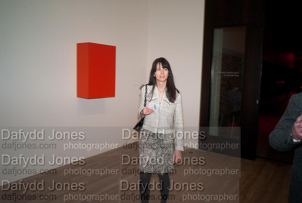 GILLIAN WEARING, Damien Hirst, Tate Modern: dinner. 2 April 2012.