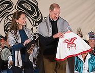Kate Middleton & Prince William Heiltsuk 1st Nations Gifts