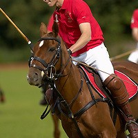 HRH Prince William  plays polo with the Army team at Tidworth (Rundle Cup) Saturday 14th Jul  2007..The Army team won the cup, one of the polo ponies of Prince William won the best turned out pony and after the Trophy presentation the young prince had a conversation with few Chelsea Pensioners (war veterans).