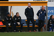 Adam Murray during the Sky Bet League 2 match between Mansfield Town and York City at the One Call Stadium, Mansfield, England on 28 December 2015. Photo by Simon Davies.