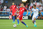England Midfielder Jack Wilshere during the Euro 2016 Group B match between Slovakia and England at Stade Geoffroy Guichard, Saint-Etienne, France on 20 June 2016. Photo by Phil Duncan.