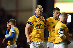 Josh McNally of Bath Rugby looks on - Mandatory byline: Patrick Khachfe/JMP - 07966 386802 - 18/10/2019 - RUGBY UNION - Ashton Gate Stadium - Bristol, England - Bristol Bears v Bath Rugby - Gallagher Premiership