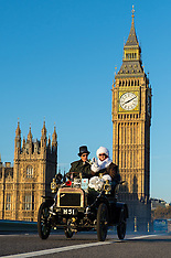 UK - Bonhams London To Brighton Veteran Car Run - 06 Nov 2016