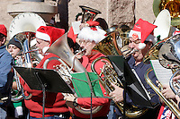 Brass Christmas Concert at Texas Capitol, Austin.