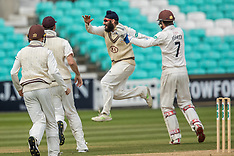 23 Apr 2018 - Surrey v Hampshire - Specsavers County Championship, day four