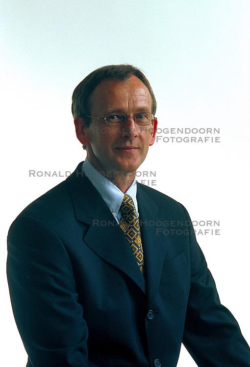 21-05-1997 VOLLEYBAL: TEAMPRESENTATIE MANNEN: WOERDEN<br /> Toon van de Burgt<br /> ©2007-WWW.FOTOHOOGENDOORN.NL