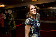 ESTHER FREUD, The Laurence Olivier Awards, The Grosvenor House Hotel. Park Lane. London. 8 March 2009 *** Local Caption *** -DO NOT ARCHIVE -Copyright Photograph by Dafydd Jones. 248 Clapham Rd. London SW9 0PZ. Tel 0207 820 0771. www.dafjones.com<br /> ESTHER FREUD, The Laurence Olivier Awards, The Grosvenor House Hotel. Park Lane. London. 8 March 2009