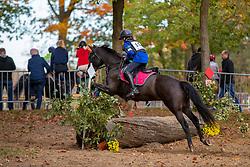 Heylen Liesl, BEL, Juwel E van het Juxschot<br /> LRV Ponie cross - Zoersel 2018<br /> © Hippo Foto - Dirk Caremans<br /> 28/10/2018