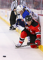 January 21, 2014: St. Louis Blues at New Jersey Devils