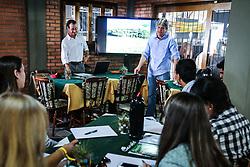 Concurso Curso Jovem Jurado Charolês durante a 38ª Expointer, que ocorrerá entre 29 de agosto e 06 de setembro de 2015 no Parque de Exposições Assis Brasil, em Esteio. FOTO:Pedro H. Tesch/ Agência Preview