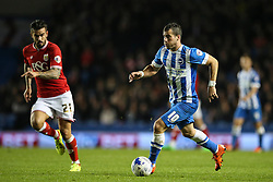 Brighton's Tomer Hemed in action - Mandatory byline: Jason Brown/JMP - 07966 386802 - 20/10/2015 - FOOTBALL - American Express Community Stadium - Brighton,  England - Brighton & Hove Albion v Bristol City - Championship
