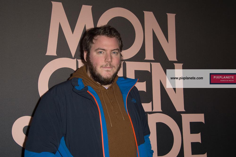 Avant première du film Mon chien stupide Mardi 22 Octobre 2019 UGC Normandie Paris