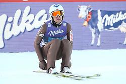 01.01.2017, Olympiaschanze, Garmisch Partenkirchen, GER, FIS Weltcup Ski Sprung, Vierschanzentournee, Garmisch Partenkirchen, im Bild KAMIL STOCH // during second stage of the Four Hills Tournament of FIS Ski Jumping World Cup at the Olympiaschanze in Garmisch Partenkirchen, Germany on 2017/01/01. EXPA Pictures © 2017, PhotoCredit: EXPA/ Newspix/ Tomasz Markowski<br /> <br /> *****ATTENTION - for AUT, SLO, CRO, SRB, BIH, MAZ, TUR, SUI, SWE, ITA only*****