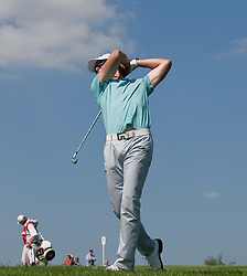 03.06.2010, Celtic Manor Resort and Golf Club, Newport, ENG, The Celtic Manor Wales Open 2010, im Bild Niclas Fasth (SWE) playing a shot. EXPA Pictures © 2010, PhotoCredit: EXPA/ M. Gunn / SPORTIDA PHOTO AGENCY