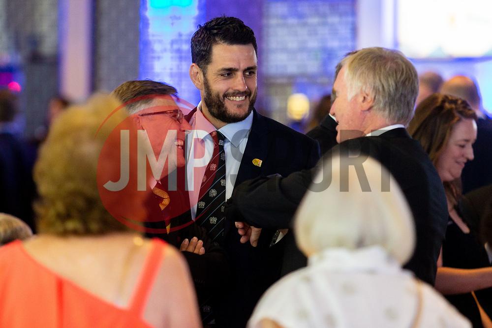 Dave Dennis - Ryan Hiscott/JMP - 06/08/2018 - RUGBY - Sandy Park - Exeter, England - Exeter Chiefs Season Launch Dinner