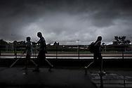 Entrenamientos de la selección argentina de futbol no vidente (Los Murcielagos), en el Centro Nacional de Alto Rendimiento Deportivo (CENARD), previos al mundial de futbol para invidentes realizado en agosto del 2010, en Hereford, Inglaterra.