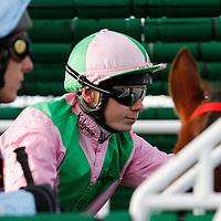 Jamie Spencer in the stalls