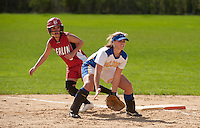 Gilford varsity softball versus Berlin May 9, 2011.