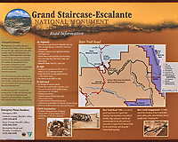 Grand Staircase Escalante National Monument. Image taken with a Nikon D200 camera and 18-70 mm kit lens.